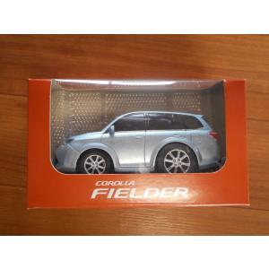 ★非売品★ カローラフィルダー ライトブルー プルバックカー|sunauto3
