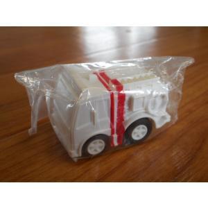 ★非売品★ チョロQ ホワイトカラー消防車|sunauto3