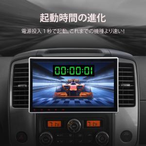 カーナビ 10.1インチ Android8.0大画面 2DIN静電式一体型車載PC WIFI ブルートゥース DVD/CD Bluetooth(GA2173J)一年保証 sunbobo-jp 05