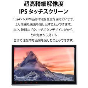 カーナビ 10.1インチ Android8.0大画面 2DIN静電式一体型車載PC WIFI ブルートゥース DVD/CD Bluetooth(GA2173J)一年保証 sunbobo-jp 07