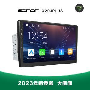カーナビ android 10.1インチ Android10 2DIN静電式一体型車載PC ブルート...