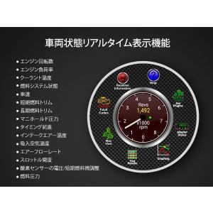 アンドロイドカーナビ同時購入限定!自動車故障診断機 超小型Bluetooth接続対応 OBDII OBDスキャン EONON(V0056)|sunbobo-jp|05