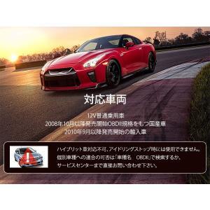 アンドロイドカーナビ同時購入限定!自動車故障診断機 超小型Bluetooth接続対応 OBDII OBDスキャン EONON(V0056)|sunbobo-jp|08