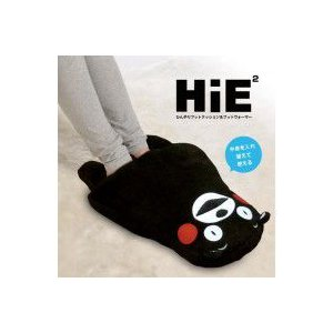 HiE2「ひえひえ」ひんやりフットクッション&フットウォーマー(くまモンバージョン) ノーマル KU-610-n|sunbridge-webshop