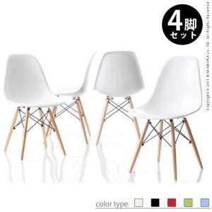 イームズシェルチェアDSW 同色4脚セット イームズ シェルチェア eames|sunbridge-webshop