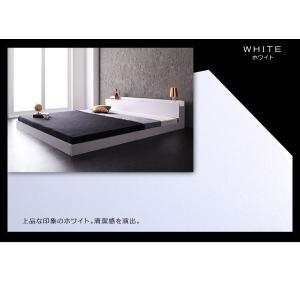 ダブルベッド マットレス付き ベッド ベット ローベッド ロータイプベッド|sunbridge-webshop|05