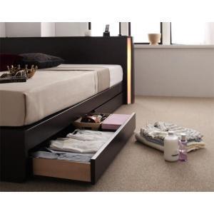 ベッド ベット 収納ベッド 収納つきベッド シングルベッド シングルベット マットレス付き 宮付き (収納 収納つき)|sunbridge-webshop|06