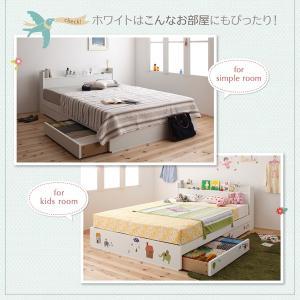 ベッド 収納付きベッド シングル ベッド マットレス付き (収納 収納つき)|sunbridge-webshop|04