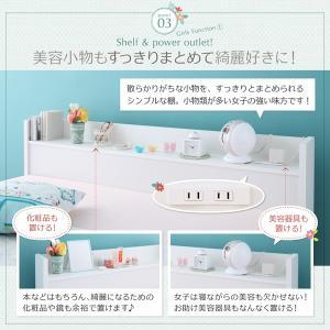 ベッド 収納付きベッド シングル ベッド マットレス付き (収納 収納つき)|sunbridge-webshop|05
