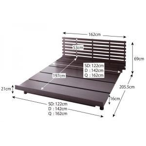 ベッド セミダブル セミダブルベッド セミダブルベット フレームセミダブルサイズ|sunbridge-webshop|04