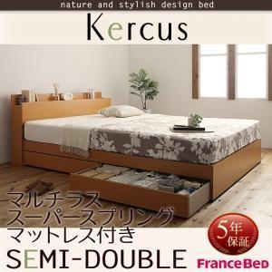フランスベッド ベッド ベット 収納ベッド 収納ベット セミダブルベッド セミダブルベット 収納 収納つき マットレス付き フランスベッド