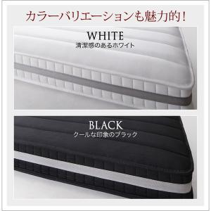 ベッド ベット キングベッド キングベット ローベッド ロータイプベッド マットレス付き|sunbridge-webshop|10