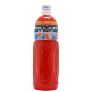 オレンジ業務用濃縮ジュース1L(希釈タイプ)果汁濃縮オレンジジュース