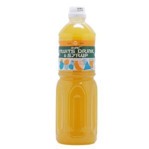 バナナ業務用濃縮ジュース1L(希釈タイプ)果汁濃縮バナナジュース|sunc-shopping