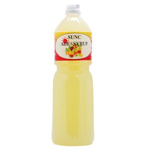 無糖レモン1.8L(業務用)無糖レモンフレーバーシロップ|sunc-shopping