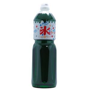 かき氷(カキ氷)シロップ メロン 1.8L業務用