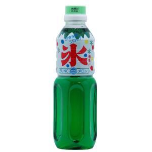 かき氷(カキ氷)シロップ メロン 500ml