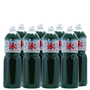 かき氷(カキ氷)シロップ メロン 1.8L×8本 sunc-shopping