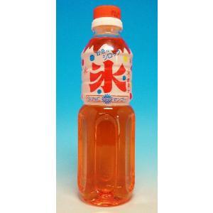 かき氷シロップ(カキ氷シロップ) マンゴー 500ml sunc-shopping