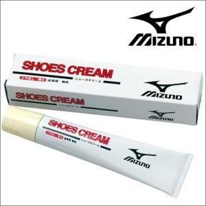ミズノ シューズクリーム(無色) 12ZA-82000 MIZUNO 靴保護クリーム|suncabin