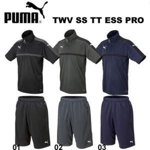 プーマ TWV SS スウェットシャツ&TT ESS PRO...