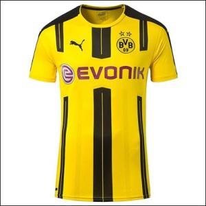 プーマ BVB SSホームレプリカシャツ 749821 PUMA サッカーウエア suncabin
