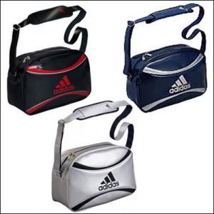 アディダス エナメルボールバッグ AE01【adidas ボールバッグ】【★BO】|suncabin