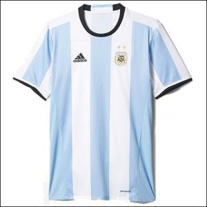 ゲームシャツ アディダス アルゼンチン代表 ホーム レプリカユニホーム 半袖 BCE71-AH5144 adidas suncabin