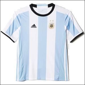 ゲームシャツ アディダス ジュニア アルゼンチン代表 ホーム レプリカユニホーム 半袖 BHU21-AK0049 suncabin