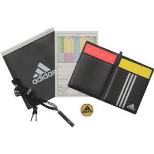 アディダス レフェリー スターター セット DML96 adidas サッカー小物|suncabin