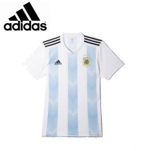 レプリカ ユニフォーム サッカー アルゼンチン 代表 ホーム 半袖 アディダス DTQ94 adidas suncabin