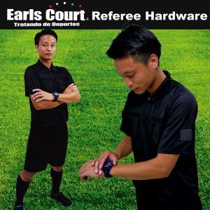 レフリー ウェアー 審判 上下 セット アールズコート EC-R001 EarlsCourt シャツ パンツ|suncabin