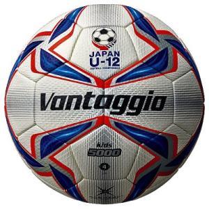 モルテン サッカーボール4号球 ヴァンタッジオ 5000 キッズ 4号 F4V5000-R molten (小学校用)