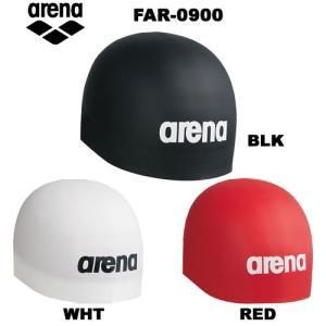 アリーナ シリコンキャップ AQUAFORCE 3D FAR-0900 arena スイムキャップ・水泳帽|suncabin