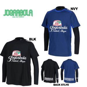 トレーニング ウエア ジョガボーラ プラ シャツ インナー 付き JBG063 JOGARBOLA suncabin