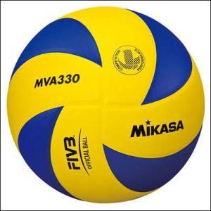 ミカサ バレーボール 練習球5号 MVA330 MIKASA バレーボール5号球 【★BO】