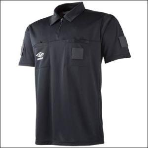 アンブロ S/S レフリーシャツ UAS6608 umbro 半袖 レフェリーシャツ|suncabin