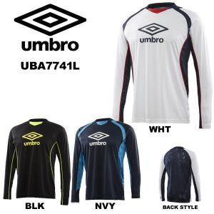 アンブロ エア−スルー 長袖シャツ UBA7741L umbro トレーニングウエア|suncabin