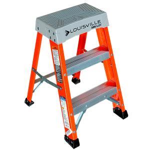 片側昇降、開き止め付中折れ仕様、グリップブーツ  耐荷重:135kg 使用時サイズ:H65xD46x...