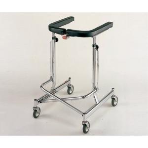 歩行器 「非課税」星光医療器製作所 歩行補助器(アルコー・折りたたみ式) DX|sundance