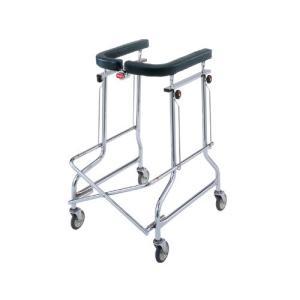 歩行器 (非課税)星光医療器製作所 歩行補助器(アルコー・折りたたみ式) 1型|sundance