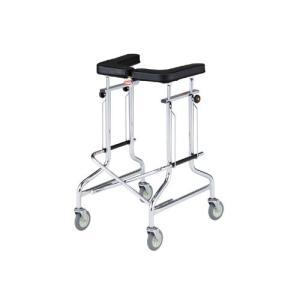 歩行器 (非課税)星光医療器製作所 アルコー 歩行補助器(折りたたみタイプ) 1S型 100415|sundance