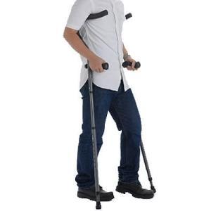 松葉杖 (非課税) プロト・ワン 折りたたみ松葉杖 ミレニアル・プロ レギュラーサイズ 左右組|sundance