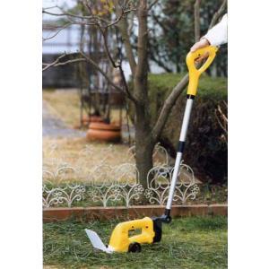 2WAYガーデントリマー 芝刈りに小枝切りに 送料無料|sundance