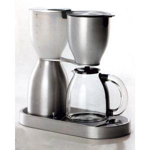 デロンギ・ブラッシュドアルミ二ウムコレクションドリップコーヒーメーカー|sundance