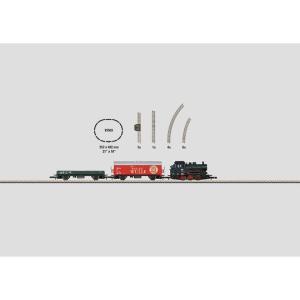 メルクリン・ミニクラブ・スターターセット「SL貨物列車セット」|sundance