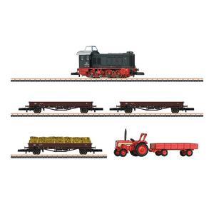 #81772【メルクリン ミニクラブ】農作業貨物列車セット 4両|sundance
