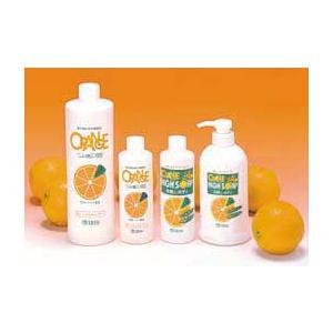 オレンジシャンプーポンプ式《600ml》|sundance