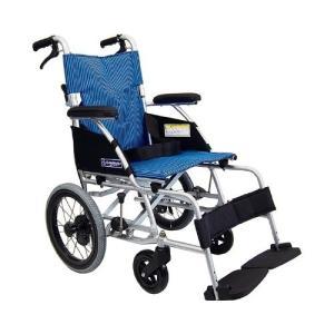 車椅子 カワムラサイクル 軽量ベーシックモジュール車いす BML14-40SB|sundance