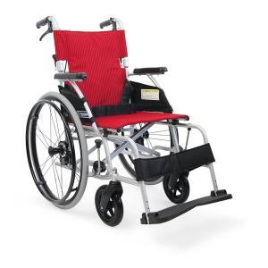 車椅子 アルミ自走車いす BML22-40SB|sundance